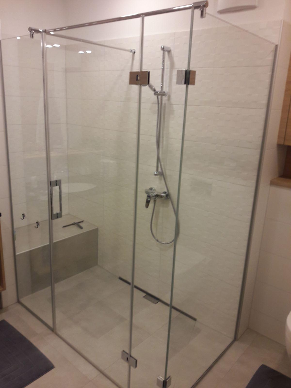 Duschen Duschtrennwand Duschkabine In Neusiedl Am See - Dusche mit glas statt fliesen